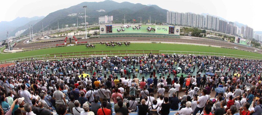 Hong Kong Jockey Club, horse betting